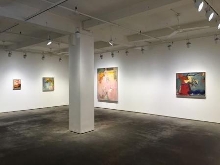 installation at Elizabeth Harris Gallery