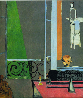 Henri Matisse, 'The Piano Lesson', 1916