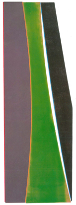 Kenneth Noland, 'Homage to Matisse', 1991