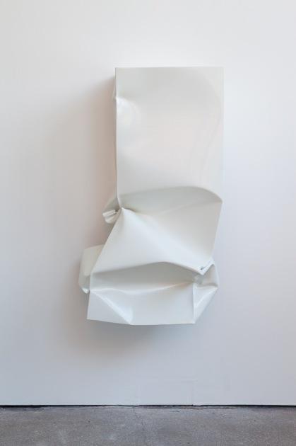 "Angela de la Cruz, ""Compressed 1"", 2010"