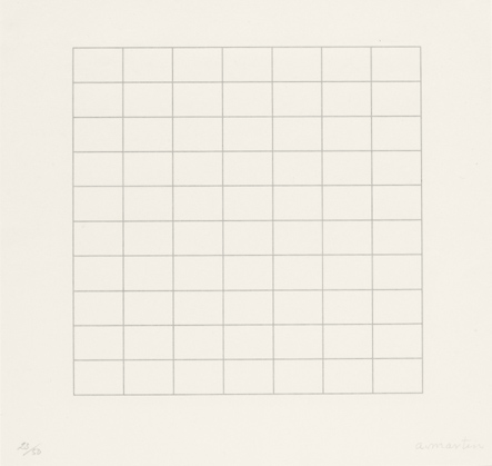 10 Charley Peters Writes On Agnes Martin Abcrit