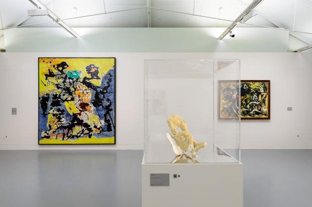 'Jackson Pollock: Blind Spots', on display at Tate Liverpool, © Tate Liverpool, Roger Sinek