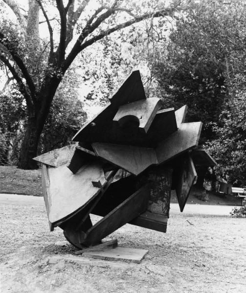 Anthony Smart, 'Tamarind 5', 1977, steel