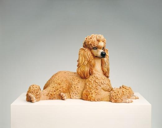 """Jeff Koons, """"Poodle"""", 1991"""