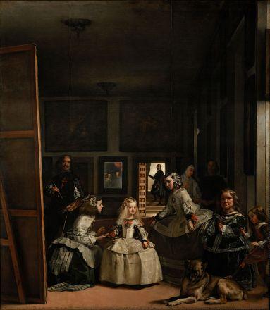 "Diego Velázquez, ""Las Meninas"""