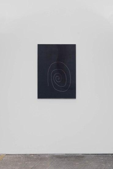 Dennis Loesch, installation at PM/AM Gallery, photo Erik Saeter Joergensen.