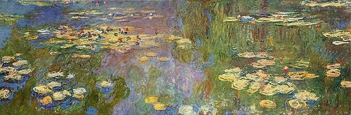 """Claude Monet, """"Le Bassin aux Nymphéas"""""""