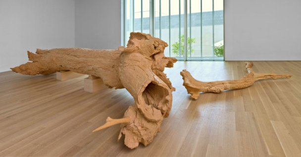 "Charles Ray, ""Hinoki"", 2007, © 2007 Charles Ray. Courtesy Regen Projects, Los Angeles."