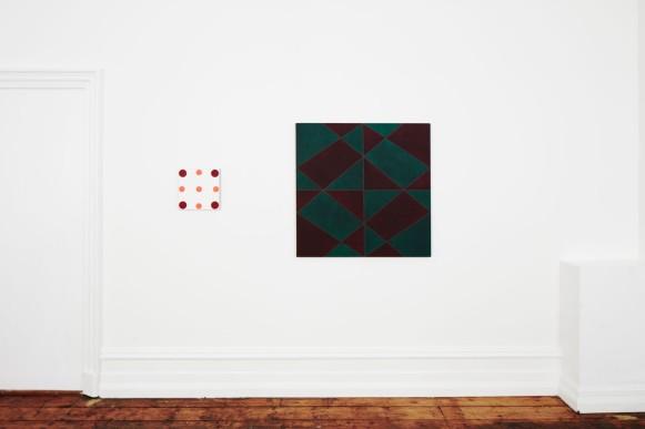 Katrina Blannin installation at Jessica Carlisle