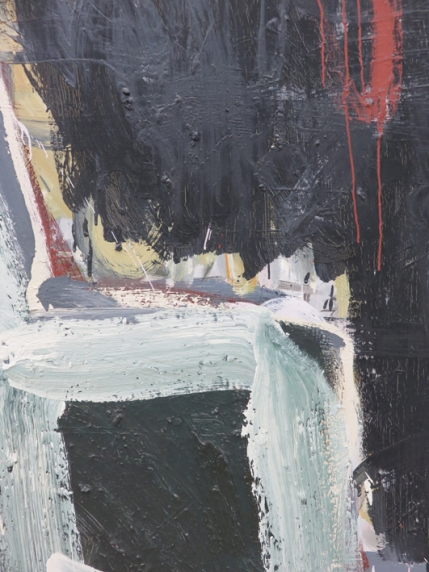 """Witness III"", 1990, detail"