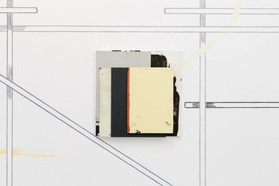 "Alaena Turner, ""Secret Action Painting"", 2016"