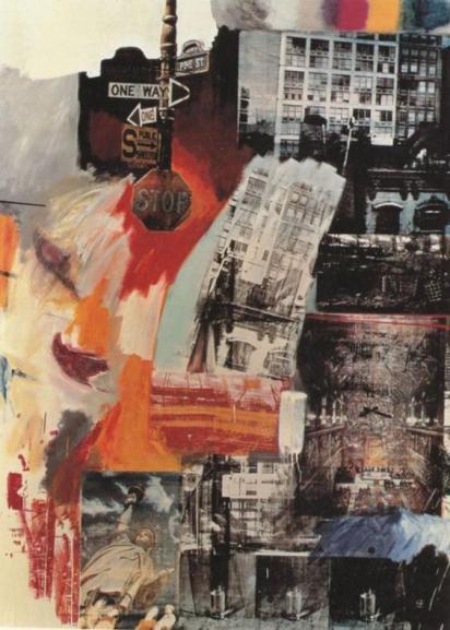 "Robert Rauschenberg, ""Archive"", 1963"