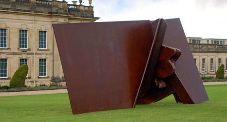 "Anthony Caro, ""Cliff Song"", 1976"