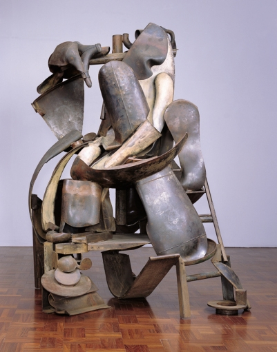 "Anthony Caro, ""Descent from the Cross"", 1987-88"