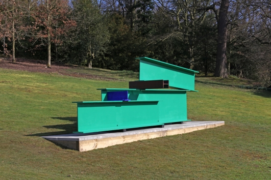 "Anthony Caro, ""Sculpture Seven"", 1961"