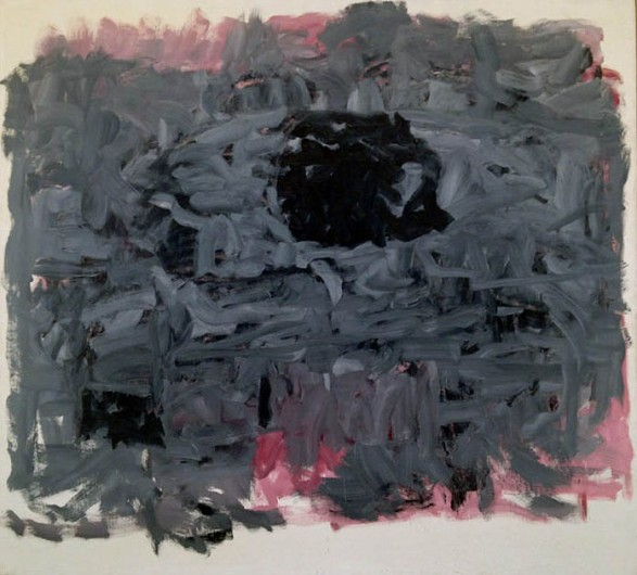 "Philip Guston, ""Stranger"", 1964"