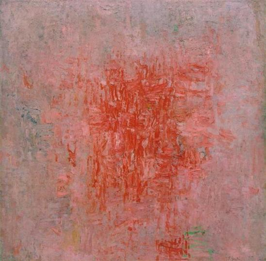 "Philip Guston, ""Zone"", 1964"