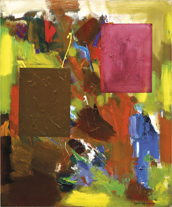 "Hans Hofmann, ""In Sober Ecstasy"", 1965"