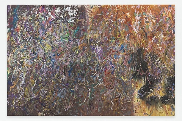 "Larry Poons, ""Cousin Durrell"", 2005"