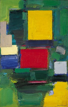 "Hans Hofmann, ""The Gate"", 1959-60"