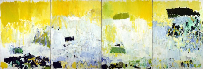 "Joan Mitchell, ""Salut Tom"", 1979"