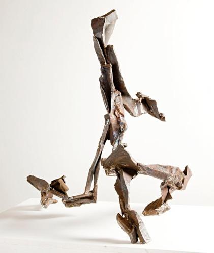 """""""Episodes"""", 2010, steel, H.80cm"""