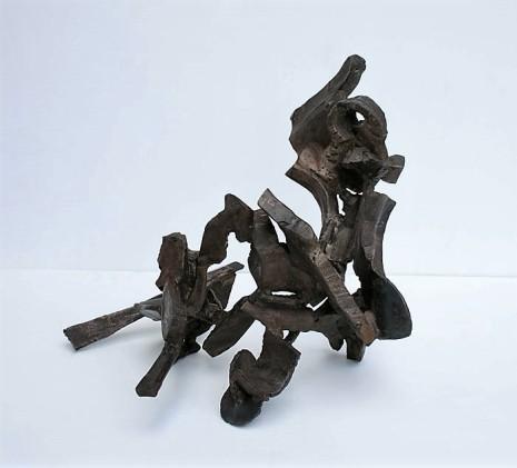 """Mulled"", 2014, steel, H.45cm"