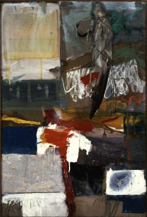 """Painting with Grey Wing"", 1959"