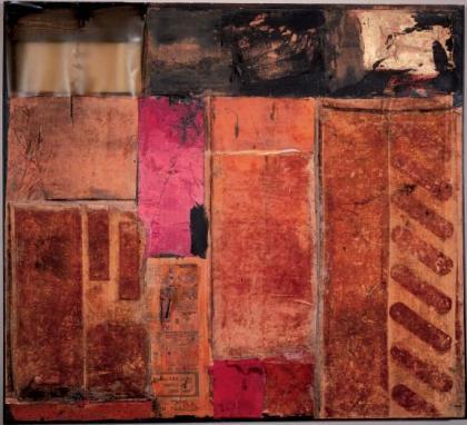"""Red Interior"", 1954"