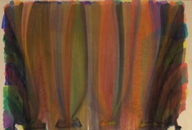"""Morris Louis, """"Saraband"""", 1959"""
