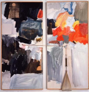 """Studio Painting"", 1960-61"