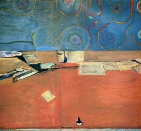"Richard Diebenkorn, ""Large Still Life"", 1966"
