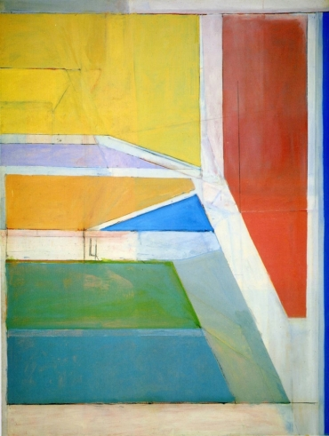 Richard Diebenkorn, Ocean Park Series no.27, 1970