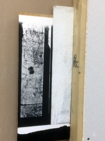"Ian McKeever, ""Against Architecture"" installation, Matt's Gallery, London"