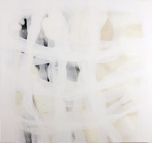 Ian McKeever, 'Hartgrove Painting No.4', 1993, oil and acrylic on linen