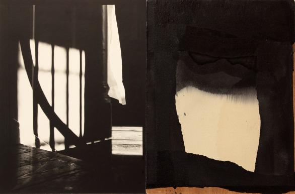Ian McKeever, 'Eagduru 13', 2013, oil, acrylic and photograph on canvas and wood