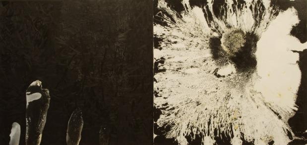 Ian McKeever, 'Aa II', 1987-89, oil and acrylic on canvas