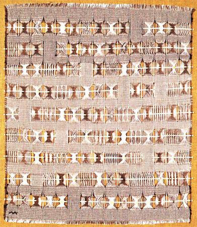 108  Robin Greenwood writes on Anni Albers at Tate Modern: A Short